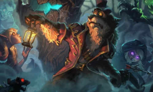 Zechs Files: A First Look at The Witchwood, Hearthstone's Latest Expansion
