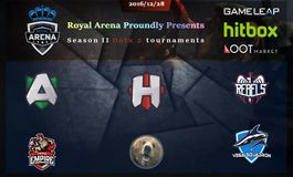 Royal Arena returns with a second season