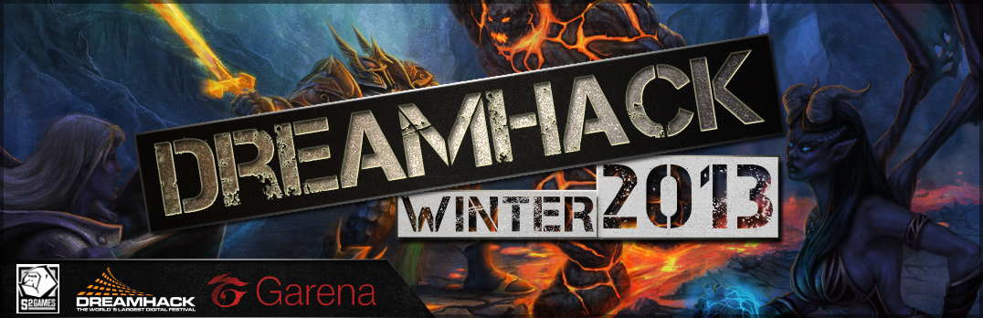 DreamHack Winter 2013 HoN
