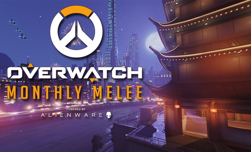 Alienware's Overwatch Monthly Melee is back this month, with these teams