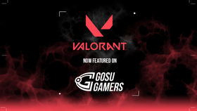 Valorant is now featured on GosuGamers!
