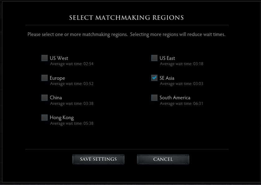 how to check matchmaking rating dota Dota - low priority matchmaking low priority is a temporary matchmaking penalty that is applied to accounts that have engaged in behaviors that are detrimental to the community.