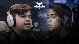 Ninjaboogie and Bimbo round out Mineski roster