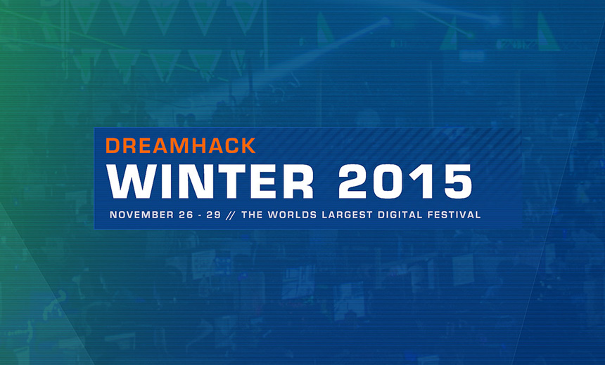 Swiss live report: DreamHack Winter 2015