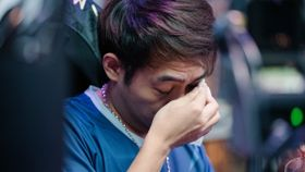 Somnus of Team Elephant eliminated from TI10