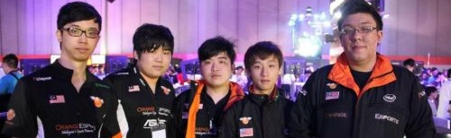 GosuGamers eSports News - Orange's HoN Team Moves to Dota 2 Under New Sponsor