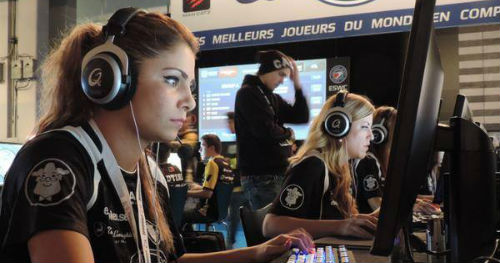 BMG takes a third place at ESWC Female tournament