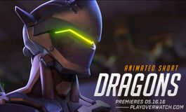 """Dragons"" - Overwatch's next Animated Short Premieres on Monday"