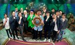 Handsomeguy with back-to-back APAC Championships