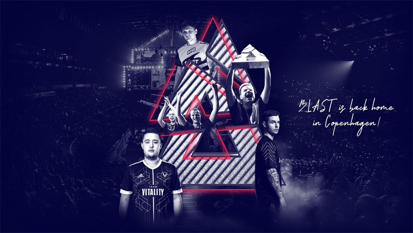 BLAST Premier Fall Finals promo artwork