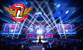 IEM Katowice: Group B: SKT vs CLG