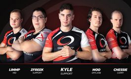 Complexity Gaming secure a place for StarLadder i-League Invitational Season 3