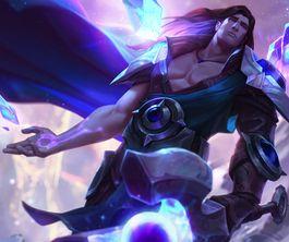 Champion update: Taric the Shield of Valoran