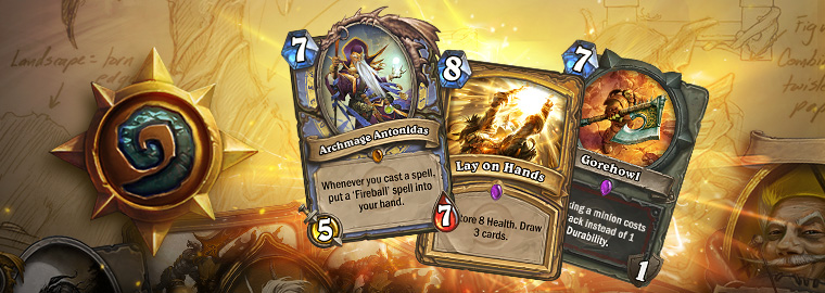 new hearthstone cards