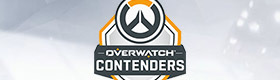 GosuGamers eSports Events - Overwatch Contenders 2018