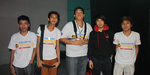 GMPGL day one ends