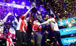 Turkey defeat Argentina to lift the TWC 2016 trophy