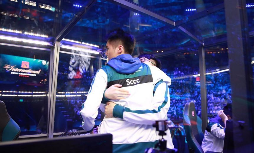 Newbee are the first TI7 Grand Finalists