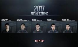 EHOME rebuilds their team