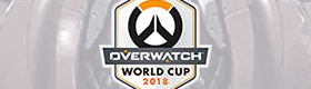 GosuGamers eSports Events - Overwatch World Cup 2018