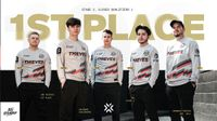 The team members of 100 Thieves