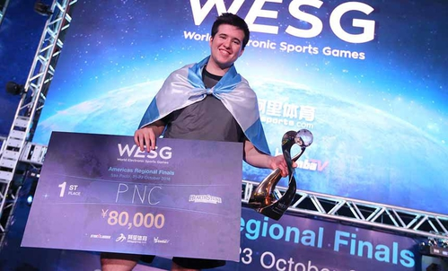 GosuGamers eSports News - PNC wins WESG Americas, brings Latin America first major gold