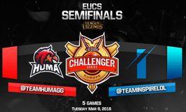 EU CS: Semifinals: IE vs HMA