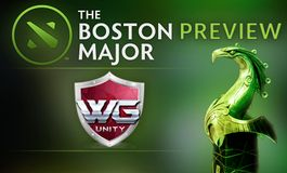 Boston Major: WG.Unity, the new SEA faces