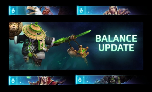 GosuGamers eSports News - February 10 Balance Updates: Redistribution of damage and initial Rehgar/Kael'thas nerfs