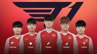 T1 moves forward in the LCK 2021 Spring Split playoffs