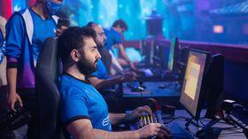 GH of Team Nigma playing Dota 2 at Animajor