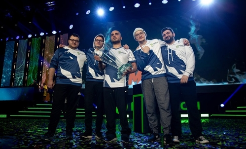GosuGamers eSports News - Team Liquid sieze MegaFon Winter Clash trophy