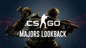 CSGO majors lookback