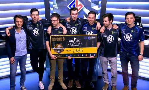 GosuGamers eSports News - Team EnVyUs are the champions of GEC 2016