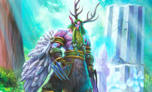 GosuGamers eSports News - Nerfs to Druid and other Basic cards announced