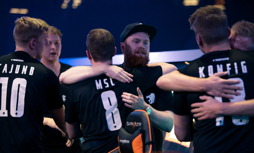 GosuGamers eSports News - DreamHack Masters: Las Vegas 2017 - North to semi-final over Gambit Gaming