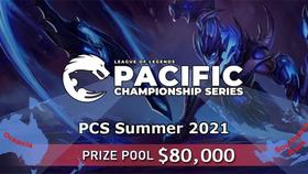 PCS 2021 Summer