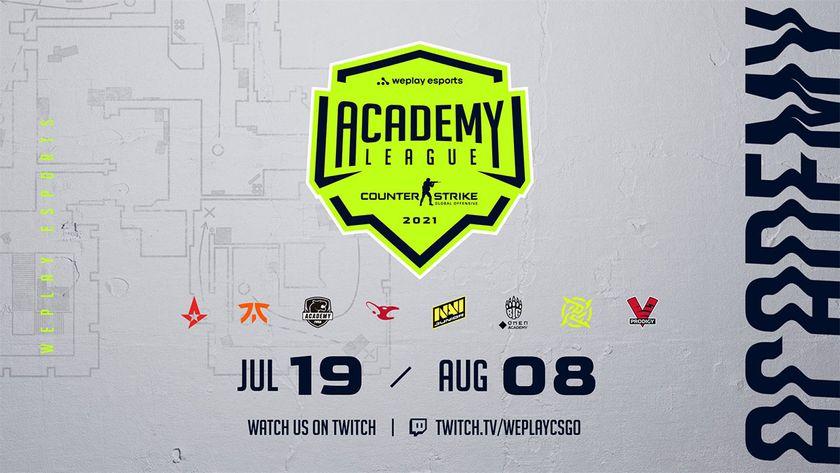 Weplay Academy League header