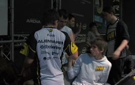Na`Vi overcome Alliance in the WePlay Grand Finals