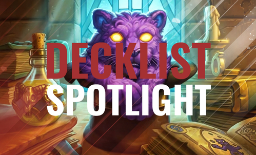 GosuGamers eSports News - Decklist spotlight: Lifecoach's Trap Hunter