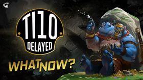 TI10 postponed