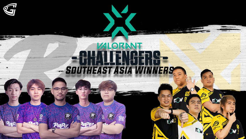 VCT Challengers 3 SEA Winners