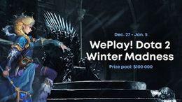 WePlay Dota 2 Winter Madness