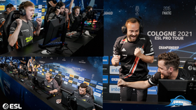 IEM Cologne Snapshot header