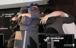 Alliance to face Na'Vi in DreamLeague, Liquid out