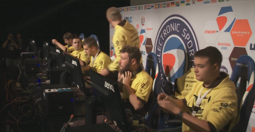 Na'Vi and Team LDLC top their groups