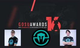 Exclusive Interview with 2016 GosuAwards Winners: Immortals feat. Hyped and Grim Reality