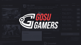 GosuGamers' new mobile friendly front-end rolls out sitewide!