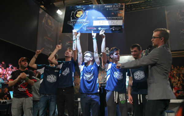 LDLC are your DreamHack Winter 2014 Champions!