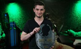 Shox crowned as the 1v1 champion at the PGL/HTC Invitational